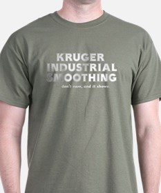 Kruger Industrial Smoothing Military Green T-Shirt