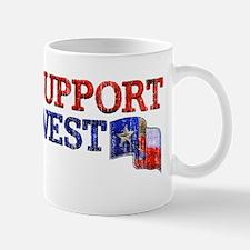 Support West Mug