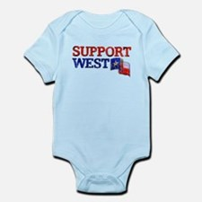Support West Body Suit