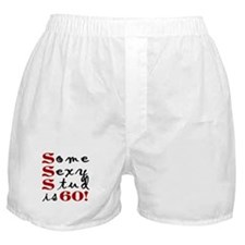 Some Sexy Stud Is 60 Boxer Shorts