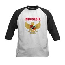 Indonesia Coat Of Arms Designs Tee
