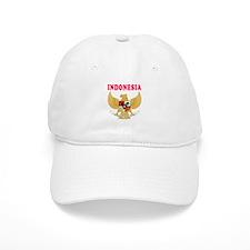Indonesia Coat Of Arms Designs Baseball Cap