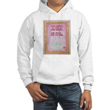 VIRGINTY and a Prick / Sculpted Art Hoodie