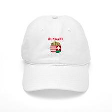 Hungary Coat Of Arms Designs Baseball Cap