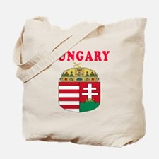 Hungary Coat Of Arms Designs Tote Bag