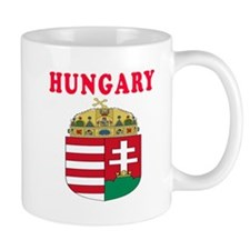 Hungary Coat Of Arms Designs Mug