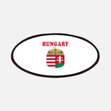 Hungary Coat Of Arms Designs Patches