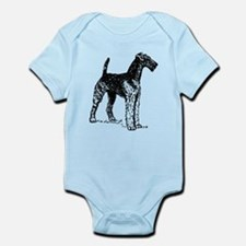 Airedale Sketch Body Suit