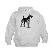 Airedale Sketch Hoody