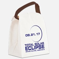 Cool Island Canvas Lunch Bag