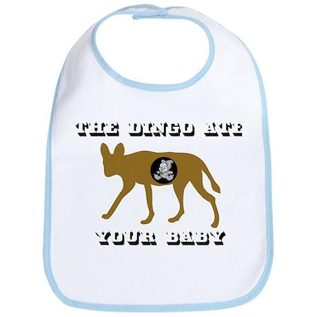 The Dingo Ate Your Baby Bib