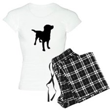 Dog Silhouette pajamas