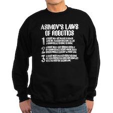 ASIMOV'S LAWS Sweatshirt