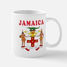 Jamaica Coat Of Arms Designs Mug
