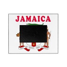 Jamaica Coat Of Arms Designs Picture Frame