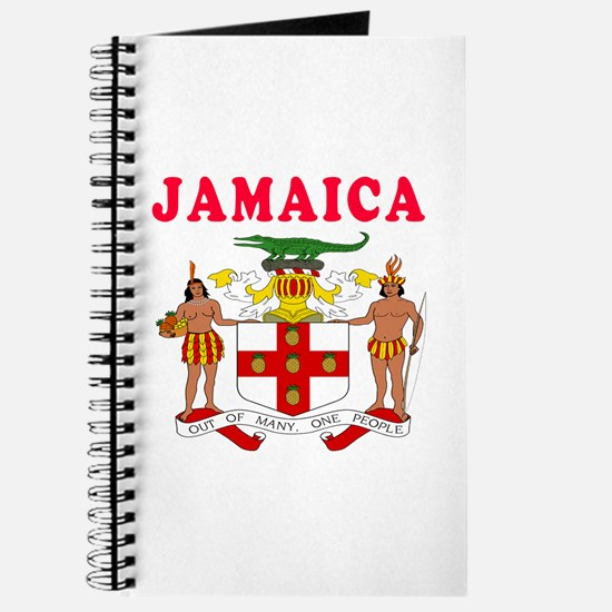 Jamaica Coat Of Arms Designs Journal