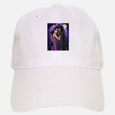 Grim Reaper Lovers Embrace Baseball Cap