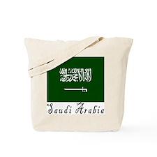 Saudi Arabia Tote Bag