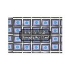 Occupational Therapy Rectangle Magnet (10 pack)