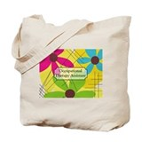 Occupational therapist assistant Canvas Totes