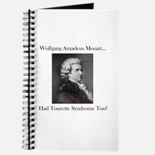 Mozart Tourette Syndrome Journal