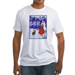 Good Witch of the North Fitted T-Shirt