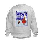 Good Witch of the North Kids Sweatshirt