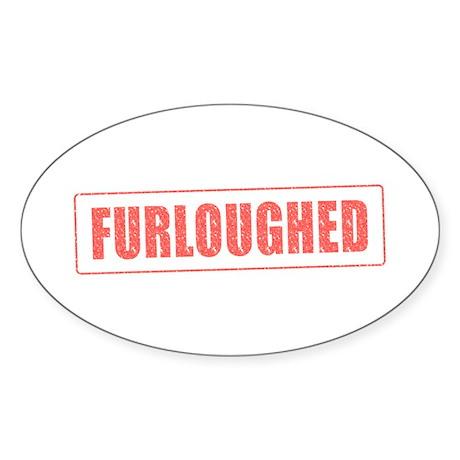 Furloughed Sticker