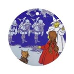 Good Witch of the North Ornament (Round)