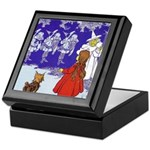 Good Witch of the North Keepsake Box