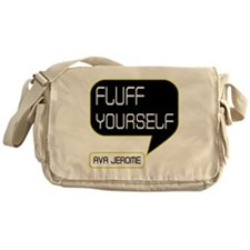 Ava Jerome Fluff Yourself Messenger Bag