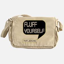 Ava Jerome Fluff Yourself Messenger Bag