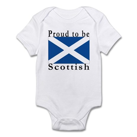 Scotland Infant Bodysuit