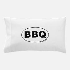 BBQ Sticker Pillow Case