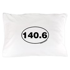 140.6 Miles Pillow Case