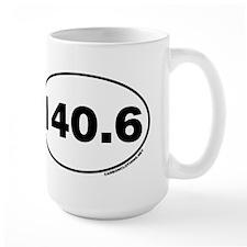 140.6 Miles Mug