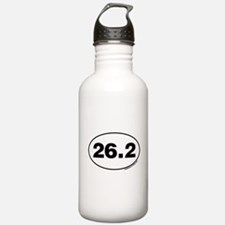 26.2 Miles Sports Water Bottle