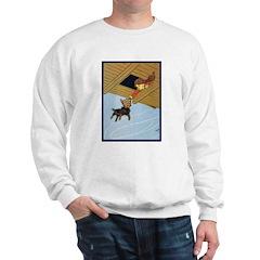 In the Cyclone 2 Sweatshirt