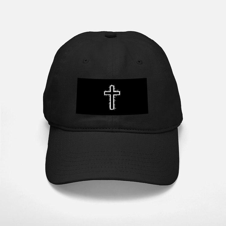 Cross Baseball Hat