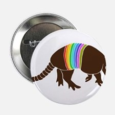 "armadillo gürteltier sloth faultier 2.25"" Button"