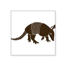 armadillo gürteltier sloth faultier Sticker