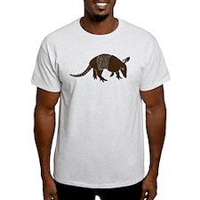 armadillo gürteltier sloth faultier T-Shirt