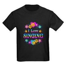 I Love Singing T