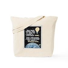 """ Light Bulb Haters "" / Sculpted Art Tote Bag"