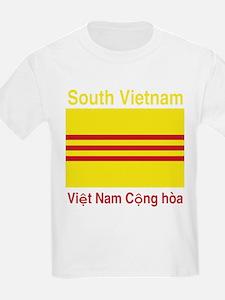 South-Vietnam-Colours.png T-Shirt