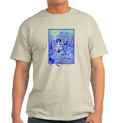 Munchkin Land Ash Grey T-Shirt