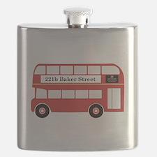 Baker Street Bus Flask