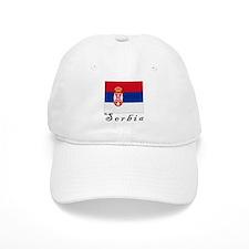 Serbia Baseball Cap