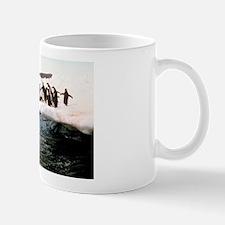 Adelie Penguins Mug