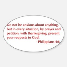 Philippians-4-6-opt-burg Decal